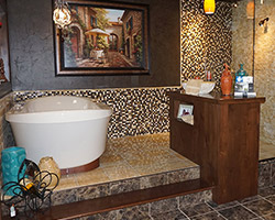 BainUltra Tubs on display at Traditional Floors & Design Center in Saint Cloud