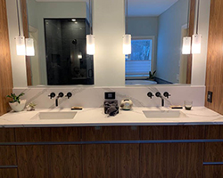 Bath project by Traditional Floors & Design Center in Saint Cloud, MInnesota