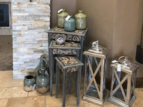Accessories for sale at Traditional Floors & Design Center