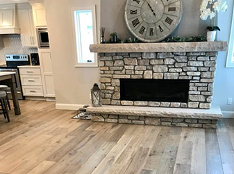 Flooring project by Traditional Floors & Design Center